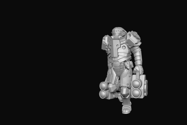 Algo Heavy Weapon Crewman