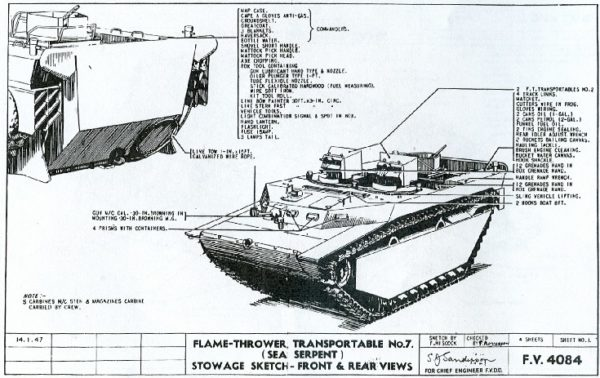 LVT4flamethrowertechnicaldrawingstn