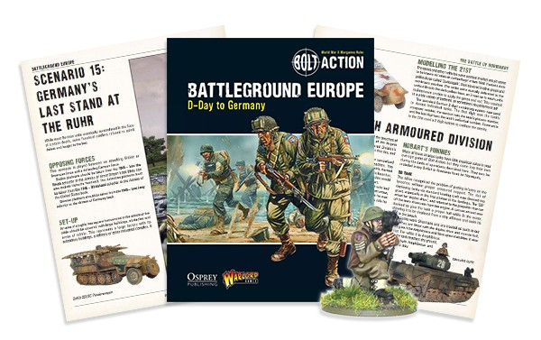 Battleground europe cover fan MC