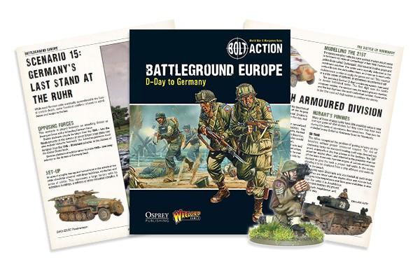 Battleground europe cover fan MC