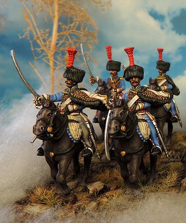 Franchesco Thau Hussars Closeup