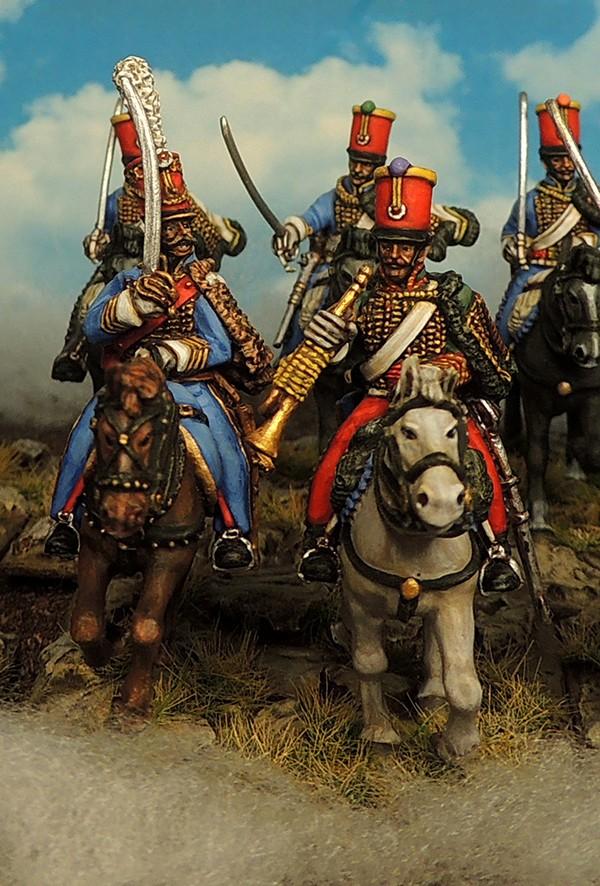 Franchesco Thau Hussars Closeup2