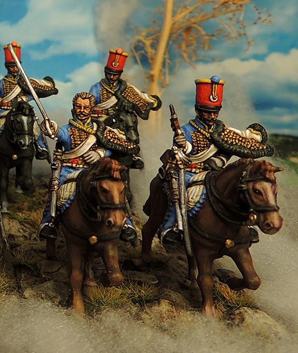 Franchesco Thau Hussars Closeup3
