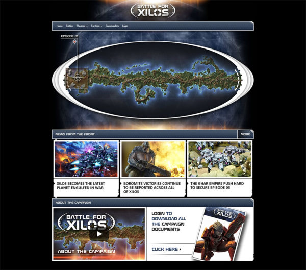 Xilos Campaign Preview