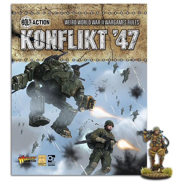 KF47 cover & figure