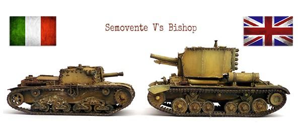 Semovente  V's  Bishop MC