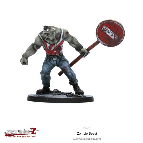 753010001 Zombie Beast