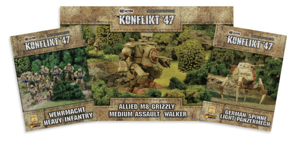 KF47 box sets fan