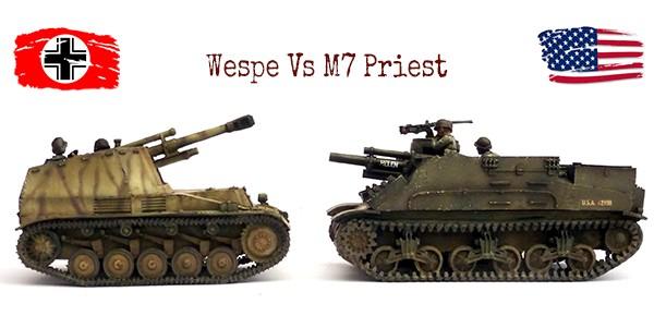 Wespe Vs M7 Priest Andy Singleton MC