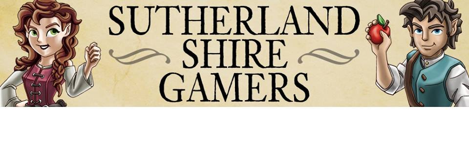 sutherlandshiregamers