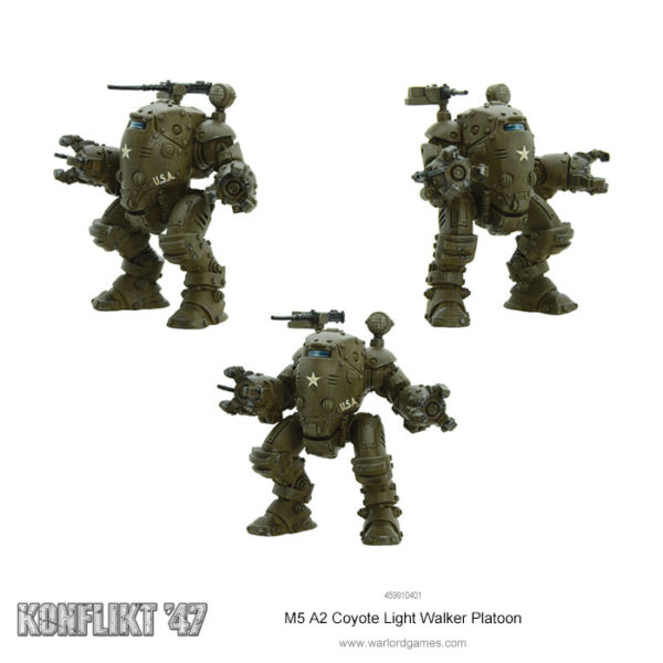 459910401 M5 A2 Coyote Light Walker Platoon