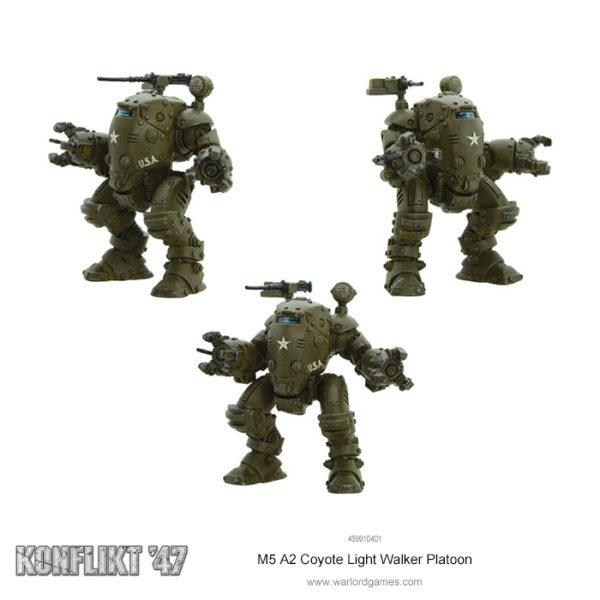459910401 M5 A2 Coyote Light Walker Platoon