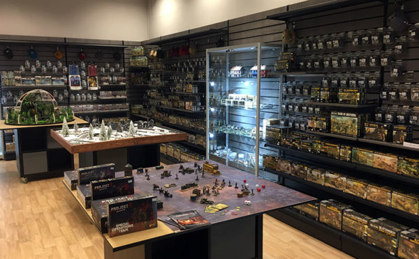 Warlord Games HQ Store