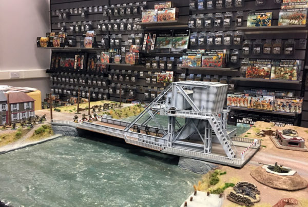 Warlord Games HQ Store - Pegasus Bridge