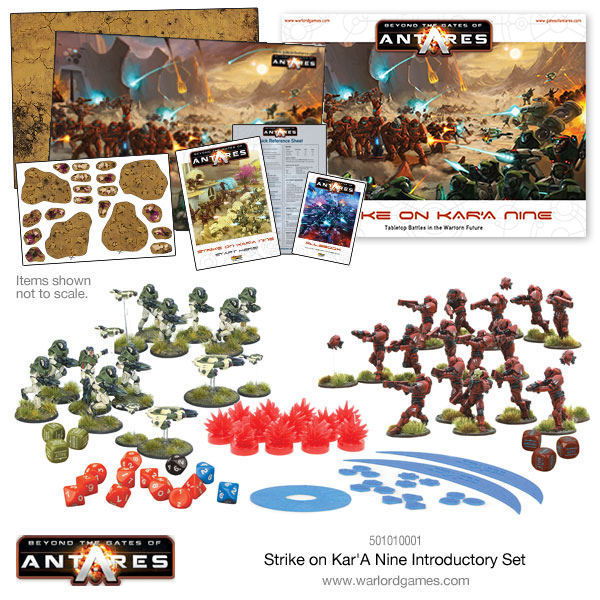 Strike on Kar'a Nine Introductory Set