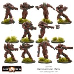 502011001 Algoryn Armoured Infantry