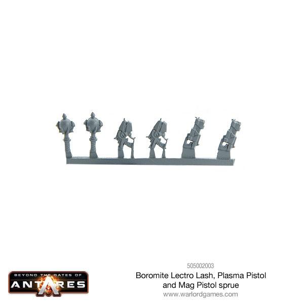 505002003-Boromite-Lectro-Lash-Plasma-Pistol-Mag-Pistol-sprue