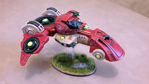Combat drone - Sylann