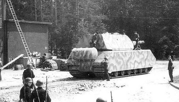 Panzer VIII Maus 2