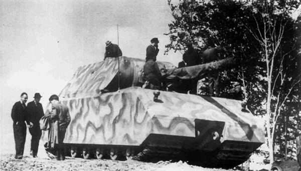 Panzer VIII Maus 3