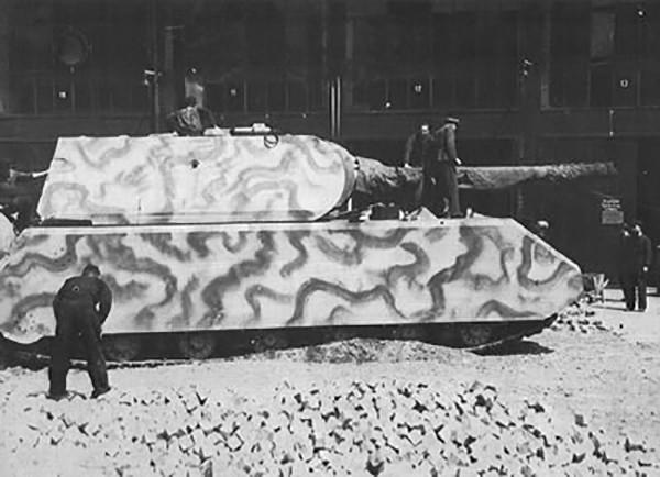 Panzer VIII Maus 4