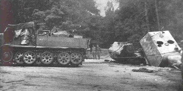Panzer VIII MausA 1