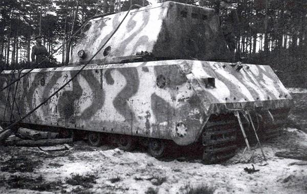 Panzer VIII MausB 1
