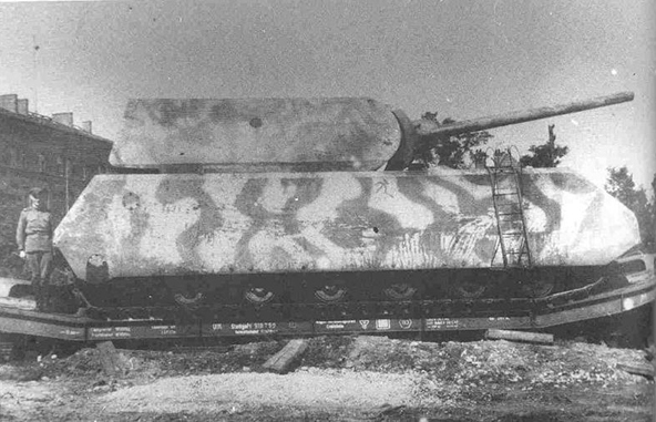 Pic Panzer VII Maus A&B