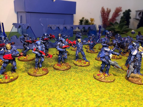 Shimond007 - Algoryn Scout Force