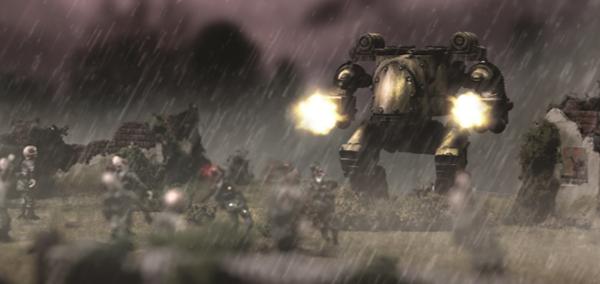 Kodiak in battle