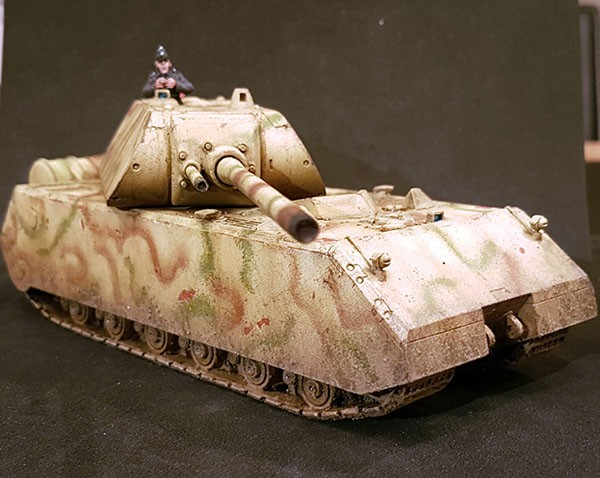 Maus Finished Peter Motas 8