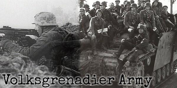 Volksgrenadier Army MC