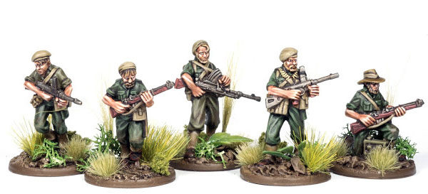Step By Step Australian Commandos Review Amp Painting Guide