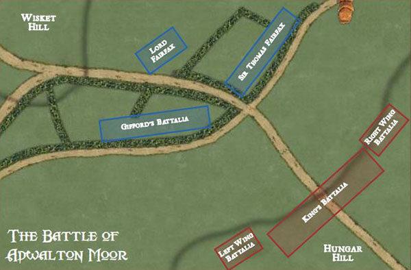 Adwalton Moor Map
