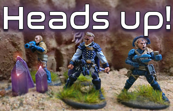 banner for heads ups mc