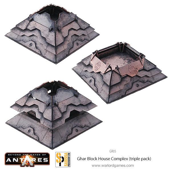 Ghar House Triple Pack store image