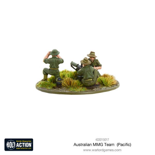 Bolt Action Australian Medium Mortar Team ADD/'L IEMS SHIP FREE 2nd Edition
