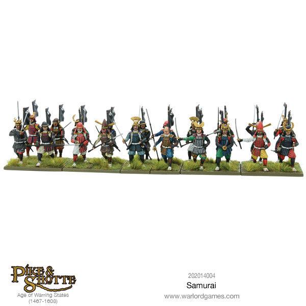 Samurai Horsemen, Plastic Samurai