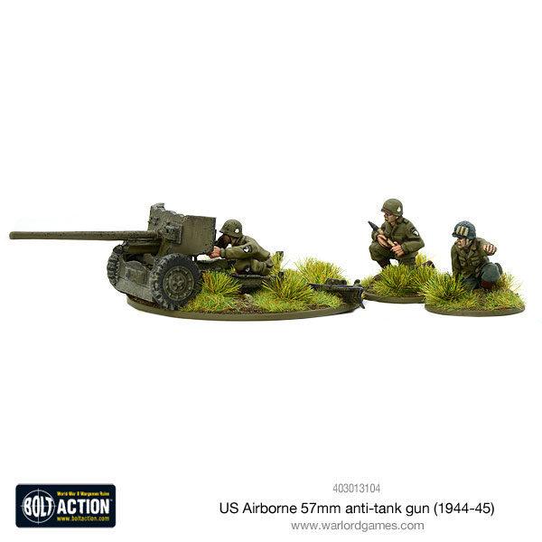 US Airborne 57mm anti-tank gun (1944-45)