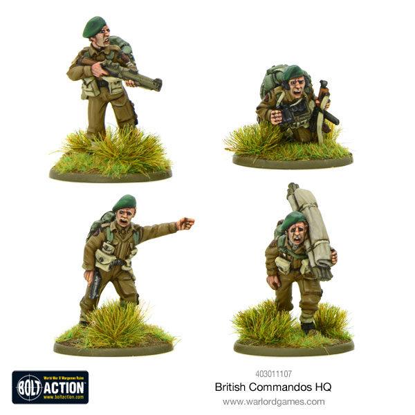British Commandos HQ