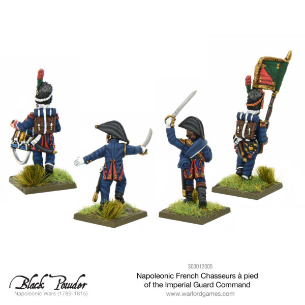 Chasseurs a Pied Command