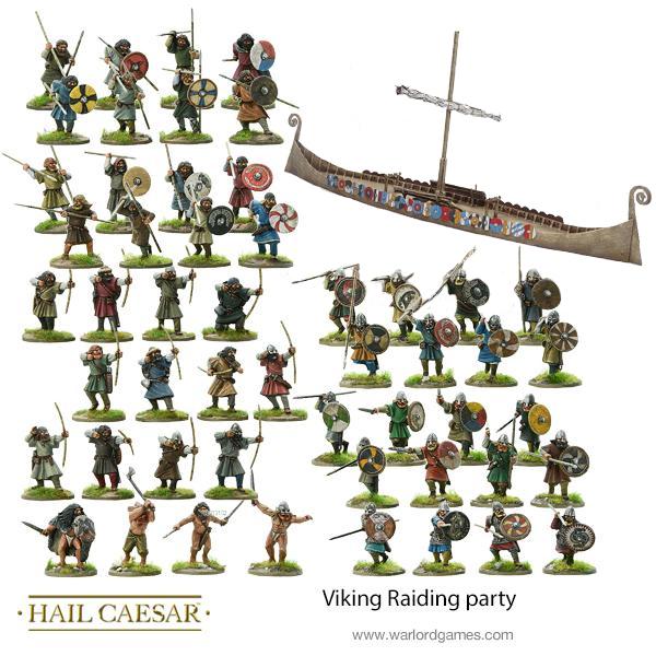 Viking raiding party bundle