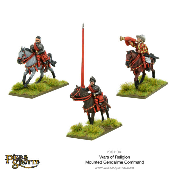 Wars of Religion Mounted Gendarmes Command