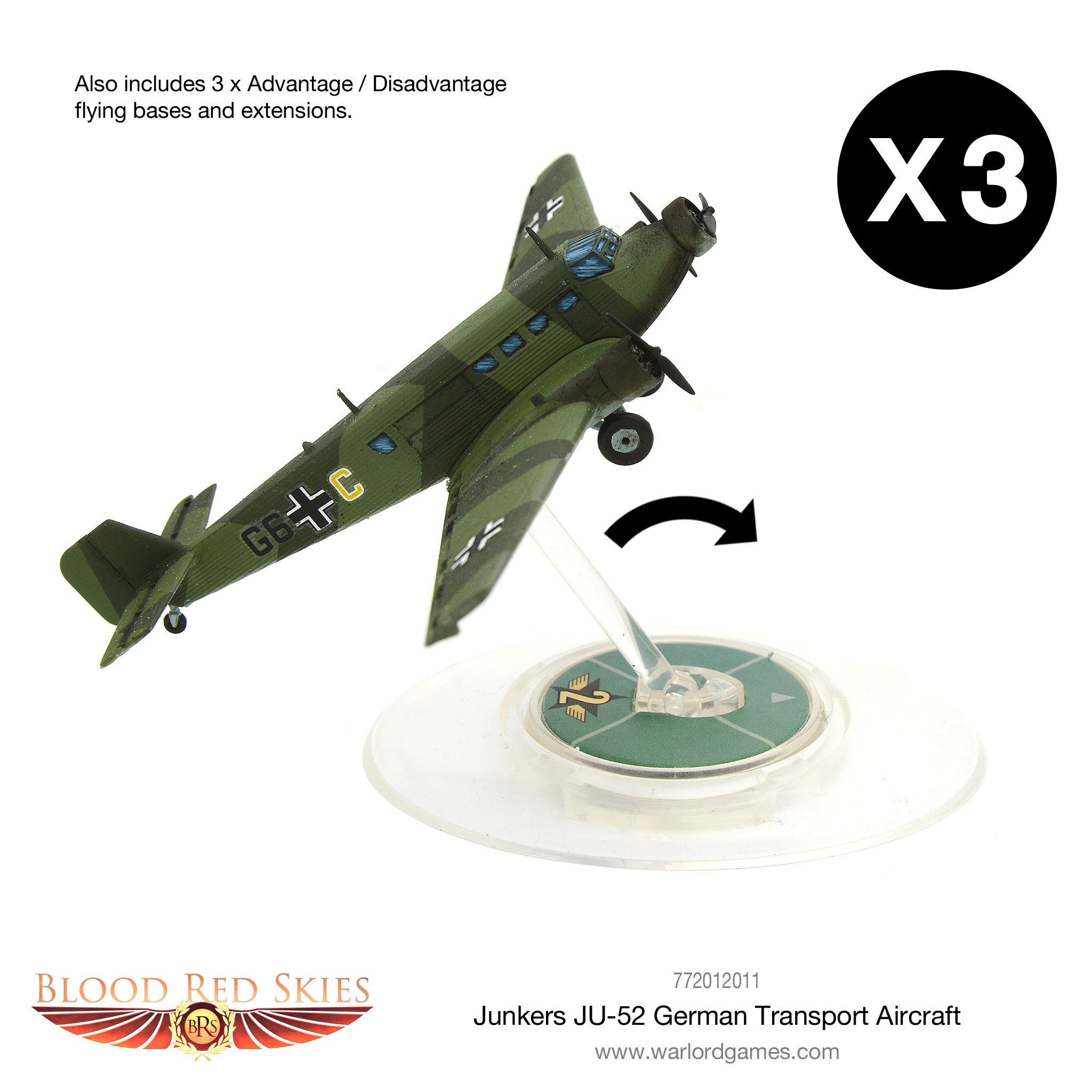 Junkers, Liszunov, Tupolev, Bristol Blenheim