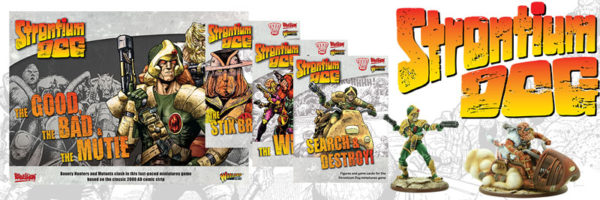 Strontium Dog Collection