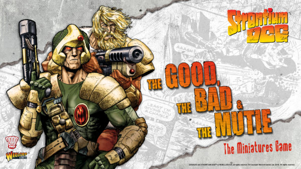 Strontium Dog Desktop Wallpaper Johnny and Wulf