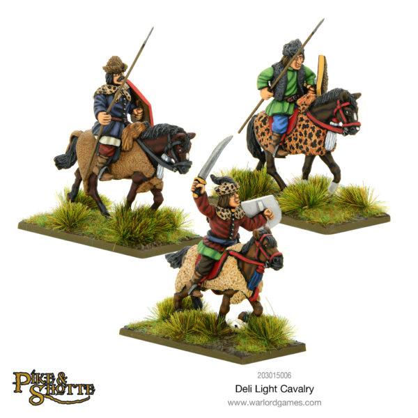 Deli Light Cavalry – Ottoman Empire, Hail Caesar