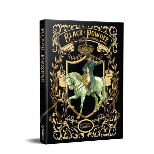 Black Powder Second Edition Rulebook