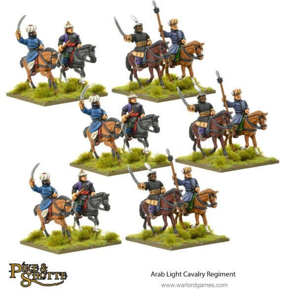 Arab Light Cavalry Regiment