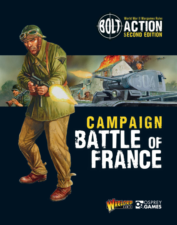 Battle of France Bolt Action Campaign